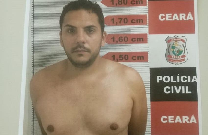 Preso motorista de app suspeito de estuprar mulheres durante corridas em Fortaleza