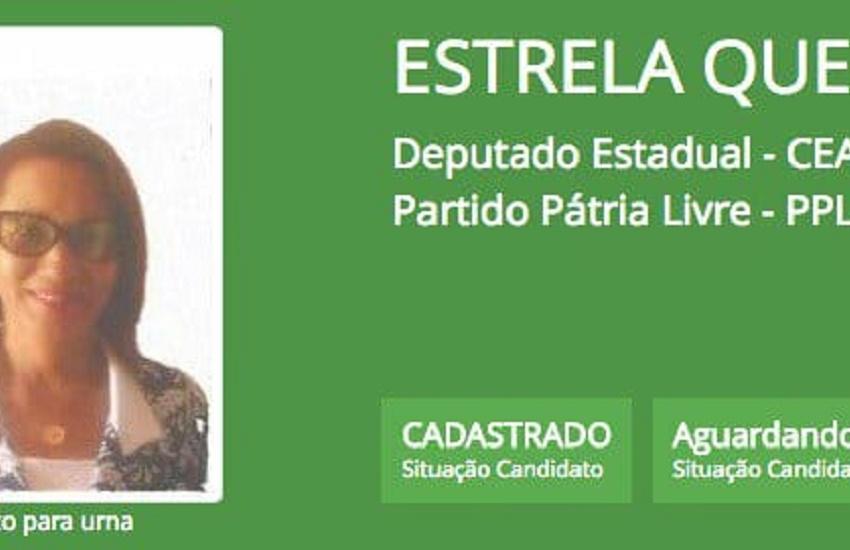 """De """"Estrela que Brilha"""" a """"Cowboy do Calçadão"""": veja os nomes mais inusitados dos candidatos no Ceará"""