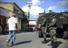 TRE indicou necessidade de tropas federal em cinco cidades do Ceará. (Foto Fernando Frazao/Agência Brasil)