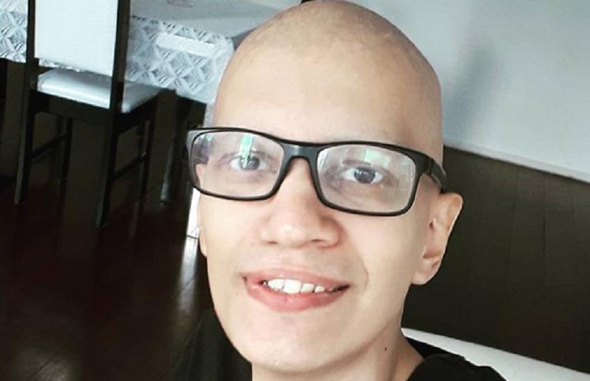Cearense com câncer quer ajudar pessoas contando sua história para o mundo