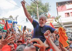 Lula vence a pesquisa em todos os cenários. (Foto: Ricardo Stuckert)