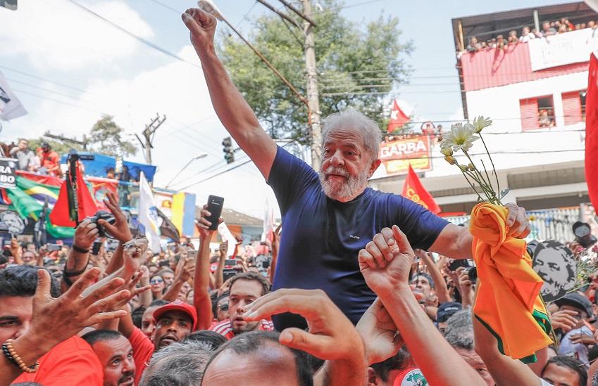 Lula vence em todos os cenários; sem ele, Bolsonaro, Marina, Ciro e Alckmin empatam tecnicamente