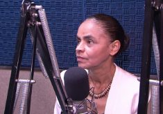 Marina Silva candidata na presidência