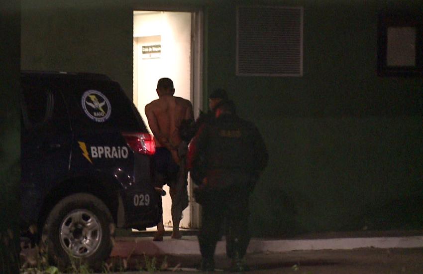 Polícia prende três suspeitos do triplo homicídio de policiais militares em Fortaleza