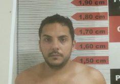 A Polícia Civil chegou a Patrick Carneiro do Nascimento, de 26 anos, na noite desta quinta-feira (FOTO: Divulgação/Polícia Civil)
