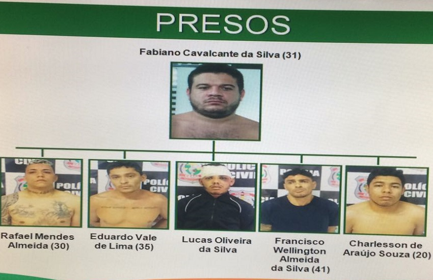 Ordem para triplo homicídio de policiais em Fortaleza partiu de dentro de presídio