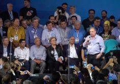 Convenção do PSDB (FOTO: Reprodução/Facebook)