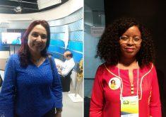 Mulheres em referência a Candidatas a vice comenta sua contribuição na formação de propostas e atração de votos
