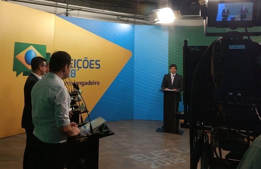 Debate Jangadeiro foi um dos assuntos mais quentes no Facebook e no Twitter nesta quarta