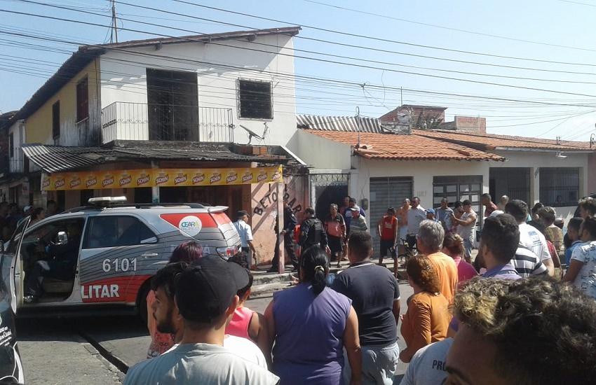 Três policiais são assassinados a tiros em bar de Fortaleza