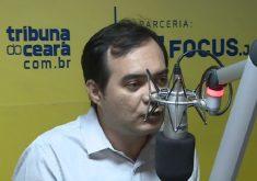 Ailton Lopes é candidato pelo Psol. (Foto: Reprodução)
