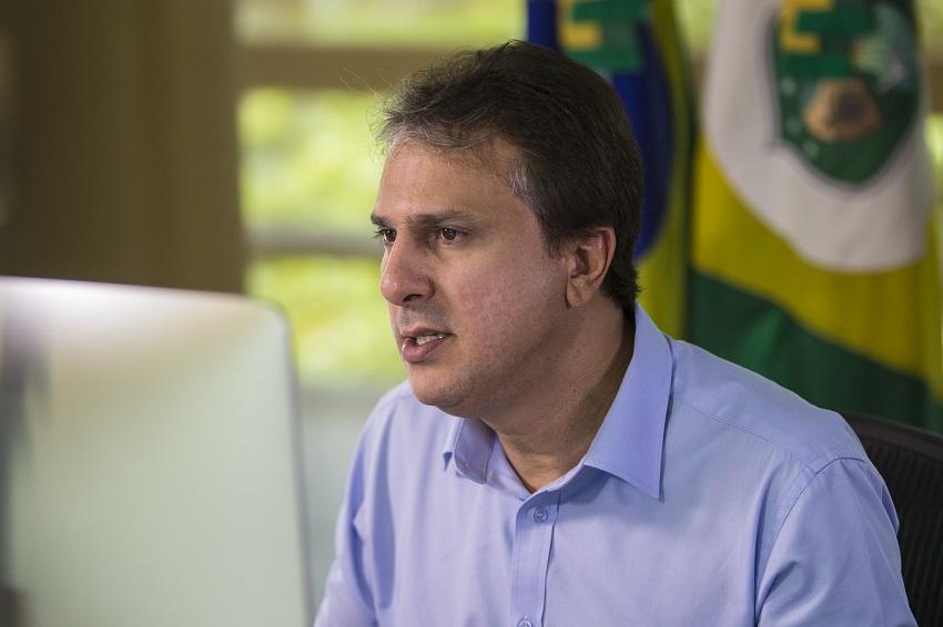Camilo Santana toma posse do 2º governo no Ceará