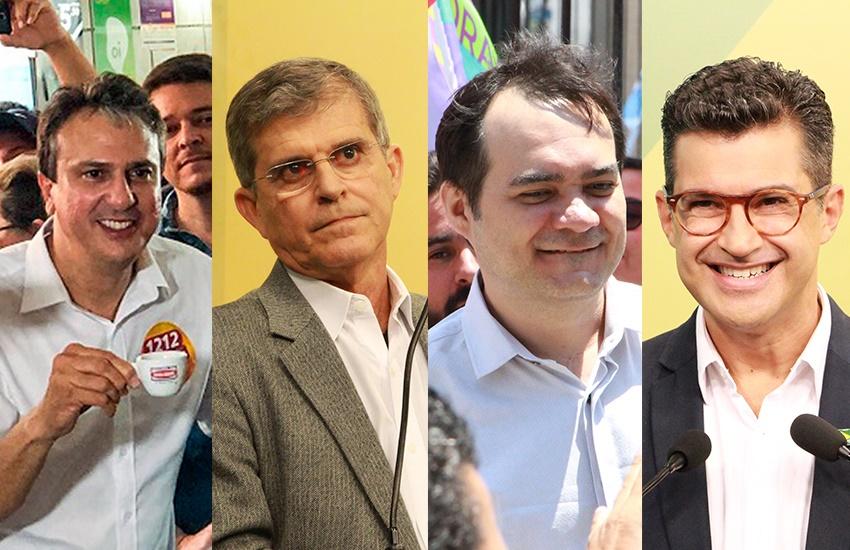 Camilo Santana chega a 69% das intenções de votos em nova pesquisa Ibope