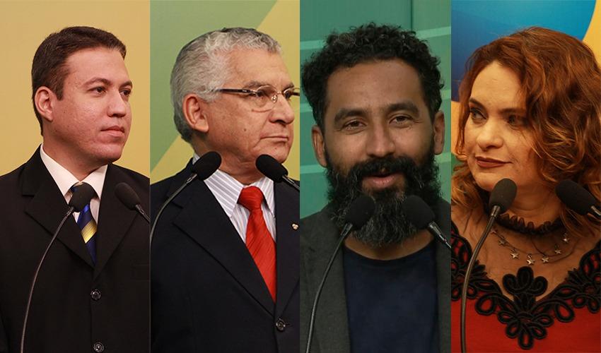 Candidatos tiveram tempo no debate até 100 vezes maior do que em propaganda eleitoral
