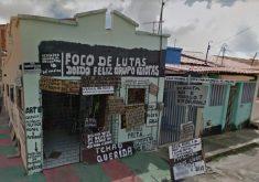 As primeiras placas foram colocadas, em 2005, durante o escândalo político do Mensalão (Foto: Reprodução/Google Street)
