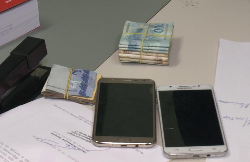 Polícia prende motorista de aplicativo que roubou R$ 8 mil que vítima sacou em banco