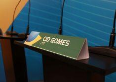 """O ex-governador do Ceará, através de nota, disse que sua coordenação de campanha julgou """"inconveniente"""" a presença (FOTO: Esdras Nogueira/Tribuna do Ceará)"""