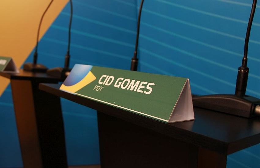 Cid Gomes falta a debate do Sistema Jangadeiro com os candidatos ao Senado