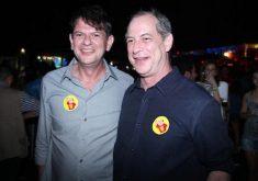 Cid e Ciro são candidatos nas eleições de 2018. (Foto: Balada In)