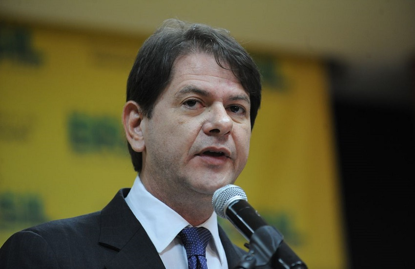Cid diz que Tasso representaria a independência do Senado diante do governo de Bolsonaro