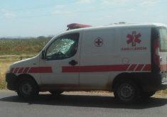 Ambulância em referência a Criança de 11 anos morre atropelada por ambulância em Iguatu