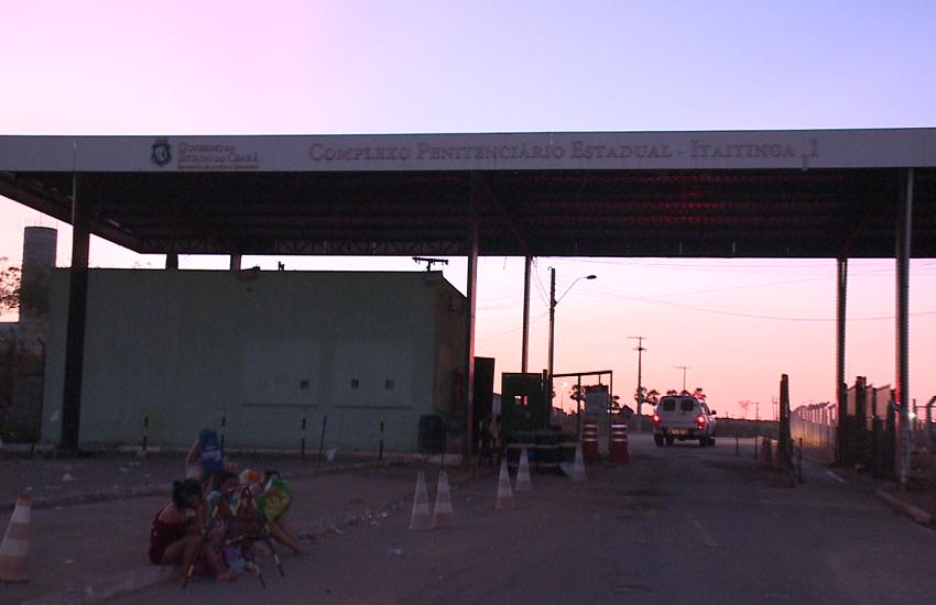 Petição pública quer o fim da noite de sexo liberado para detentos em presídios no Ceará