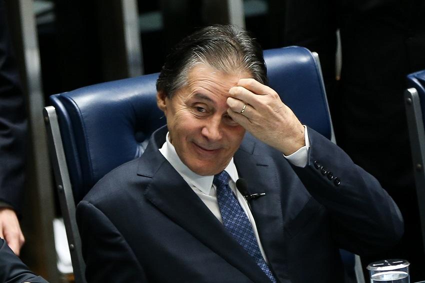 TRE suspende perfuração de poços no CE por suspeita de fraude sob influência de Eunício Oliveira