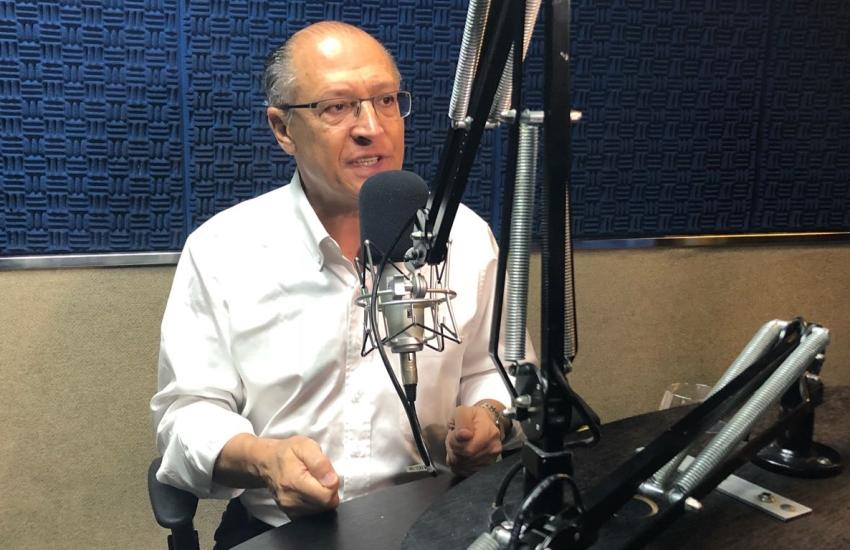 Alckmin propõe retorno automático de beneficiários do Bolsa Família em caso de desemprego