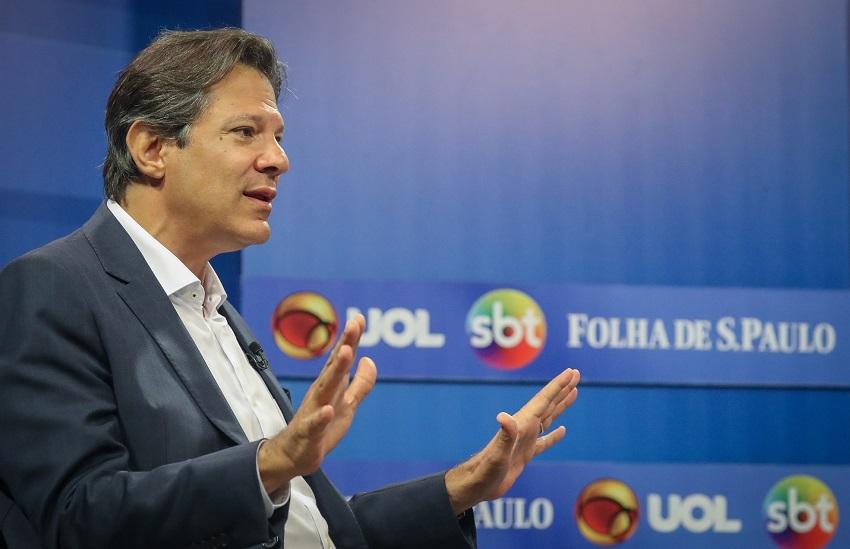 """Haddad foge de polêmica após ataques de Cid Gomes: """"amizade com Cid é a mesma"""""""