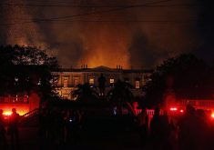 Museu Nacional do Rio de Janeiro em referência a Incêndio em museu no Rio de Janeiro alerta para condições de equipamentos no Ceará