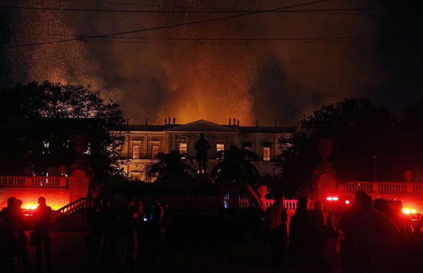 Incêndio em museu no Rio de Janeiro alerta para condições de equipamentos no Ceará