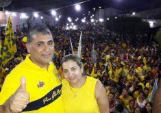 Mãe de Wesley Safadão e Antônio Claudio foram condenados na Justiça Eleitoral. (Foto: Reprodução/Facebook)