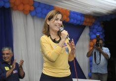 Dra. Mayra foi candidata ao senado (Foto: Divulgação)