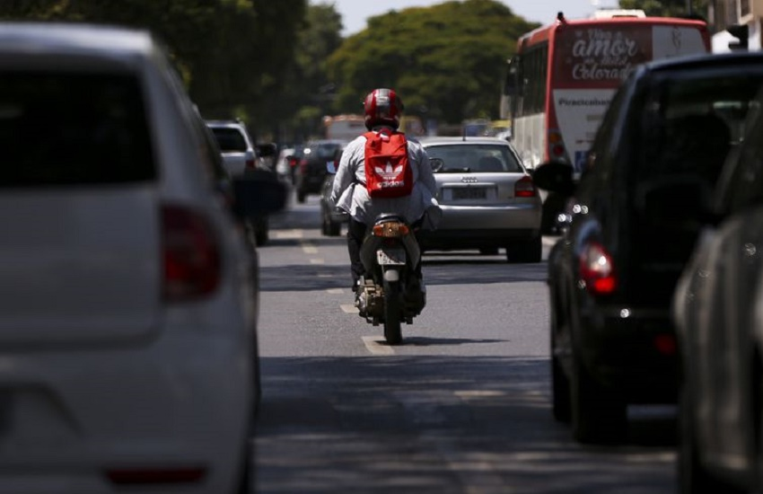 Motociclistas correspondem a 50% dos mortos em acidentes de trânsito em Fortaleza