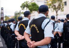 Candidatos que se declaram policiais militares subiram de 11 para 19 em 2018. (Foto: Governo do Estado)