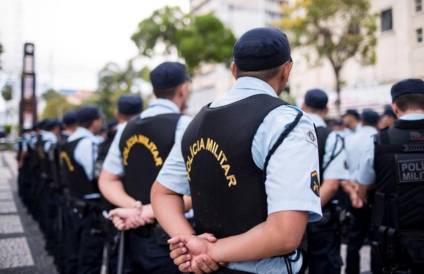 Ceará é o 3° estado do Nordeste em número de candidatos ligados à segurança pública