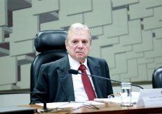 Tasso Jereissati foi padrinho político de Ciro. (Foto: Gerdan Wesley / PSDB)