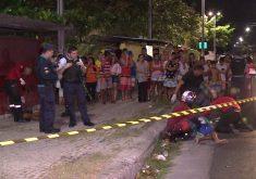 Tentativa de linchamento no bairro Parangaba