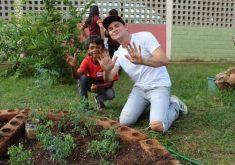 O estudante desenvolveu um tijolo ecológico mais resistente do que o convencional