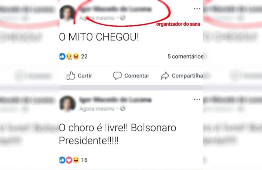 Participantes do Sana fazem boicote ao evento após organizador apoiar Bolsonaro
