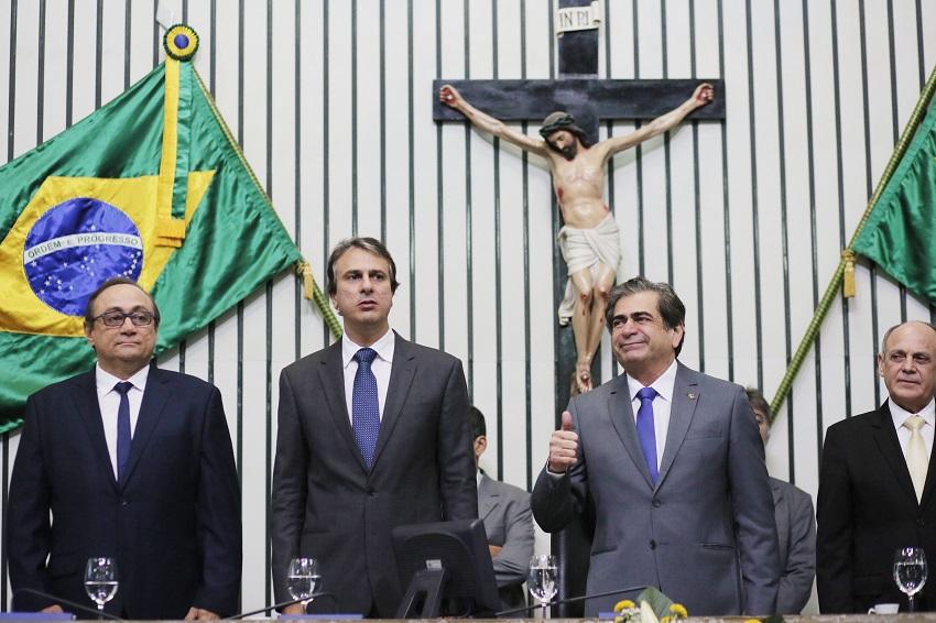 Assembleia deve ter 38 dos 46 deputados como aliados do governador Camilo Santana