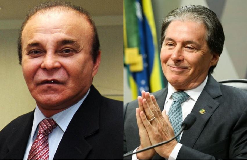 Derrotados nas urnas, Eunício Oliveira e Anibal Gomes perdem foro privilegiado na Lava Jato