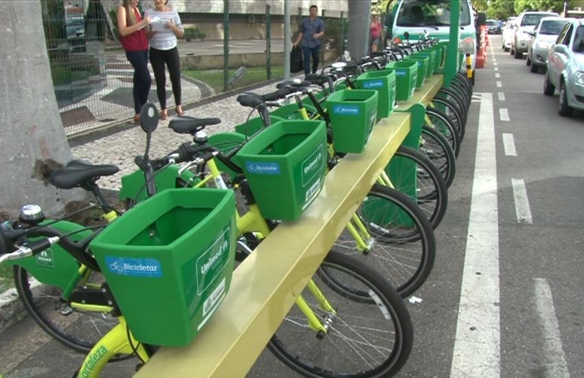 Fortaleza deve ganhar mais 120 estações do Bicicletar até 2020
