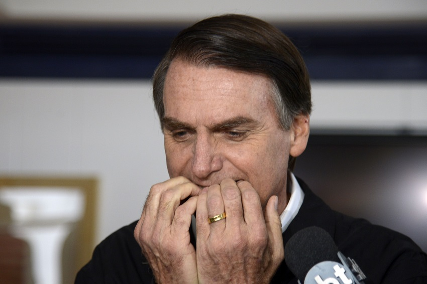 Pesquisa BTG Pactual/FSB mostra Bolsonaro com 60% dos votos válidos contra 40% de Haddad