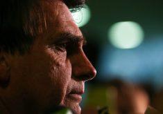 Bolsonaro segue na liderança das pesquisas no 2° turno. (Foto: Fabio Pozzebom / Agência Brasil)