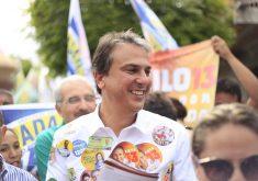Camilo Santana vai para o 2° mandato no Governo do Ceará. (FOTO: Divulgação)