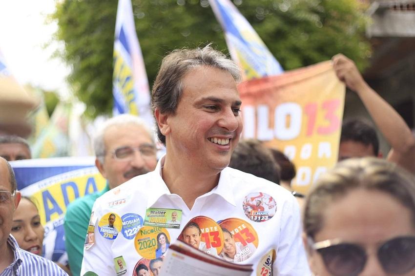 Camilo Santana é reeleito governador do Ceará em 1° turno