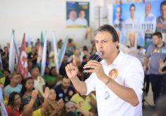 Camilo Santana é candidato à reeleição pelo PT. (Foto: Divulgação)