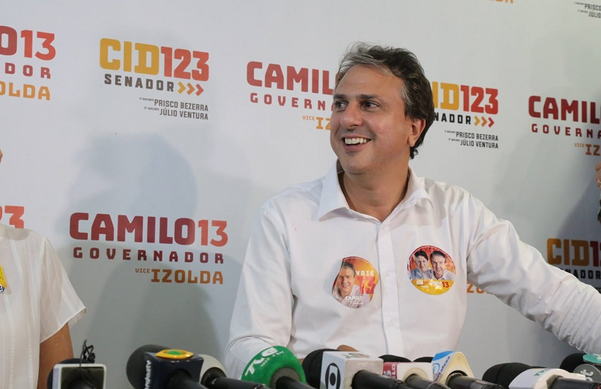 """Camilo defende que Haddad se mostre """"acima do PT"""" e reconheça erros do partido"""
