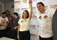 Camilo Santana em referência a Camilo vence com mais de 90% dos votos em 110 municípios cearenses